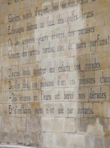 Le Bateau Ivre _ poem