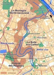 Cours Bièvre Paris